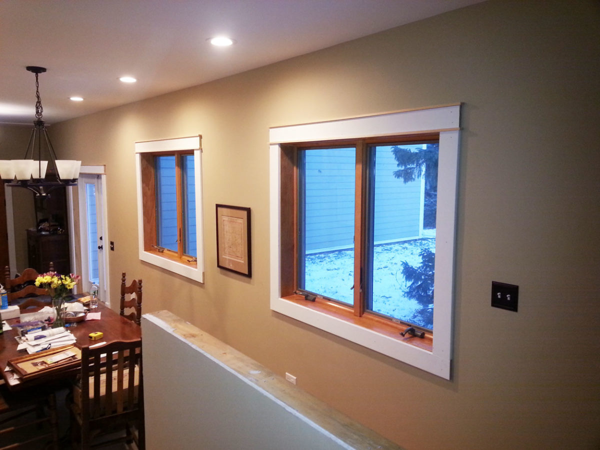 Custom Trim Installation